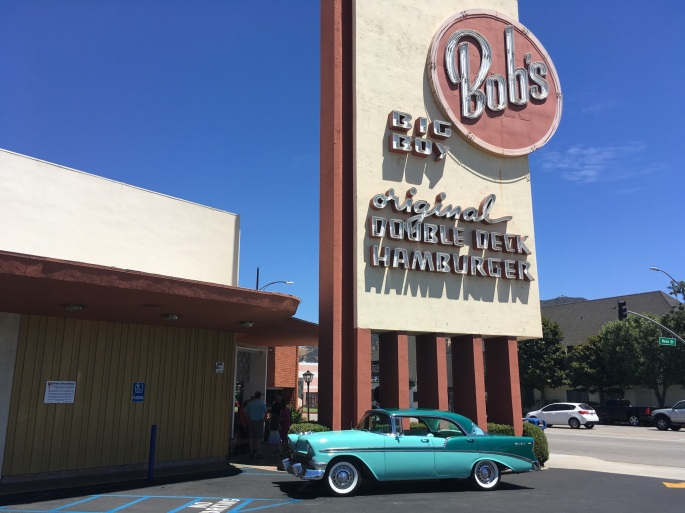 1956 Chevrolet, Big Boy Bobs, Los Angeles (USA).