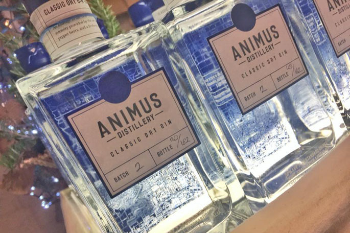 Animus Distillery, Kyneton – the perfect place to stop for a cocktail after a 'goldfields' drive north of Melbourne before returning home.